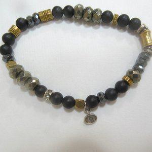 Silpada stretch bracelet B3323 Sightseer